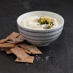 Lemon, Ricotta and Fresh Basil Dip
